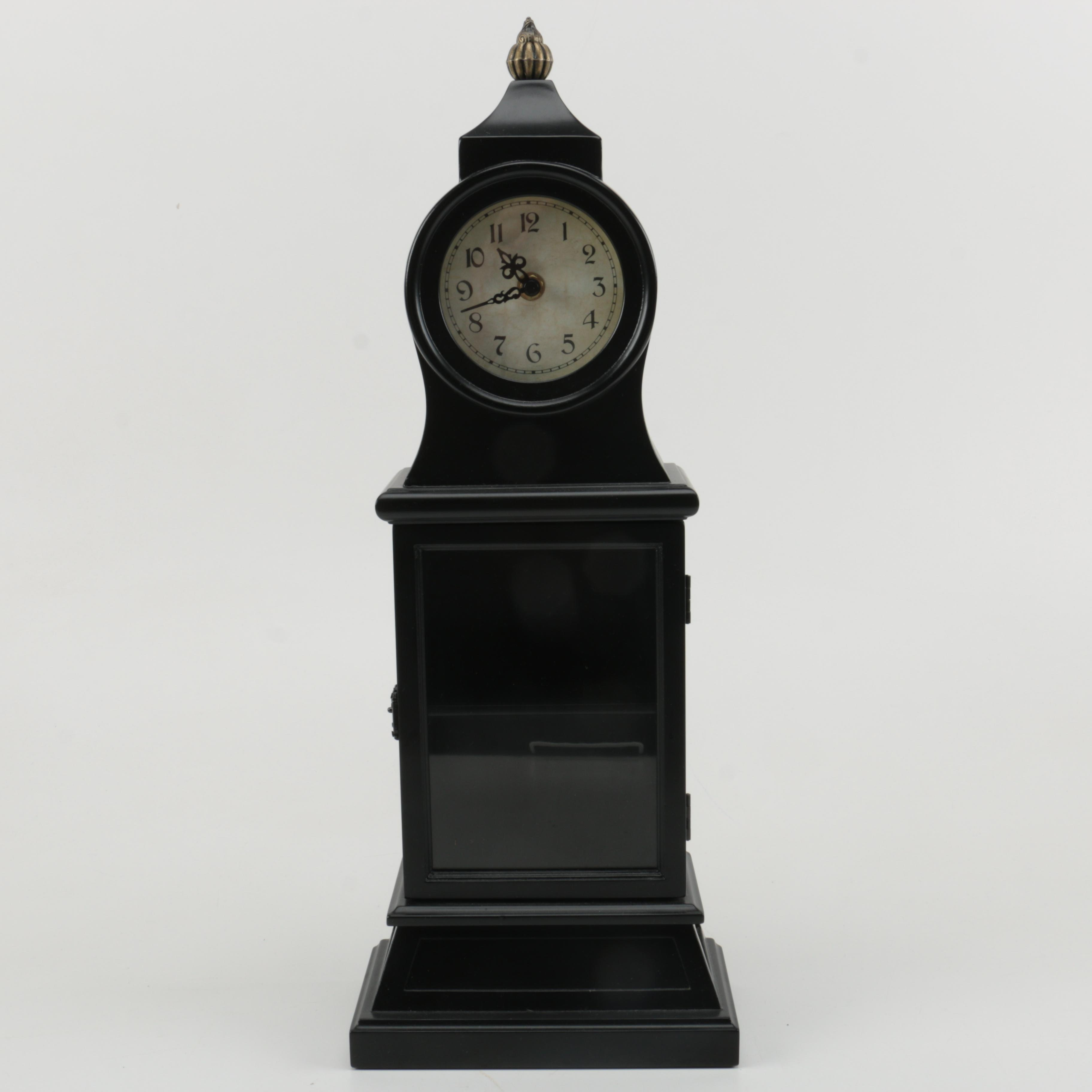 Better Homes And Gardens Collection Display Mantel Clock ...