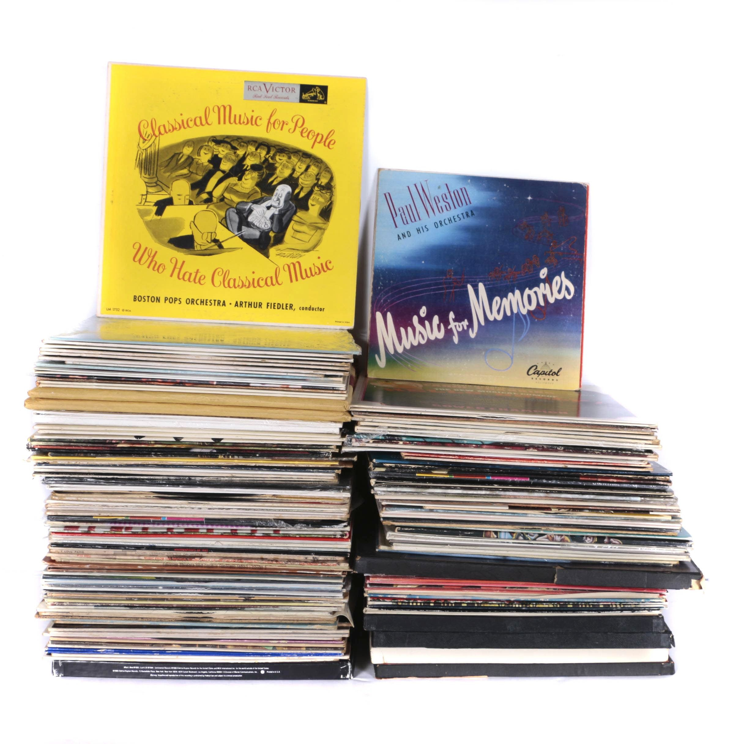 Roger Williams Auto Sales >> Easy Listening and Other Vintage Records : EBTH