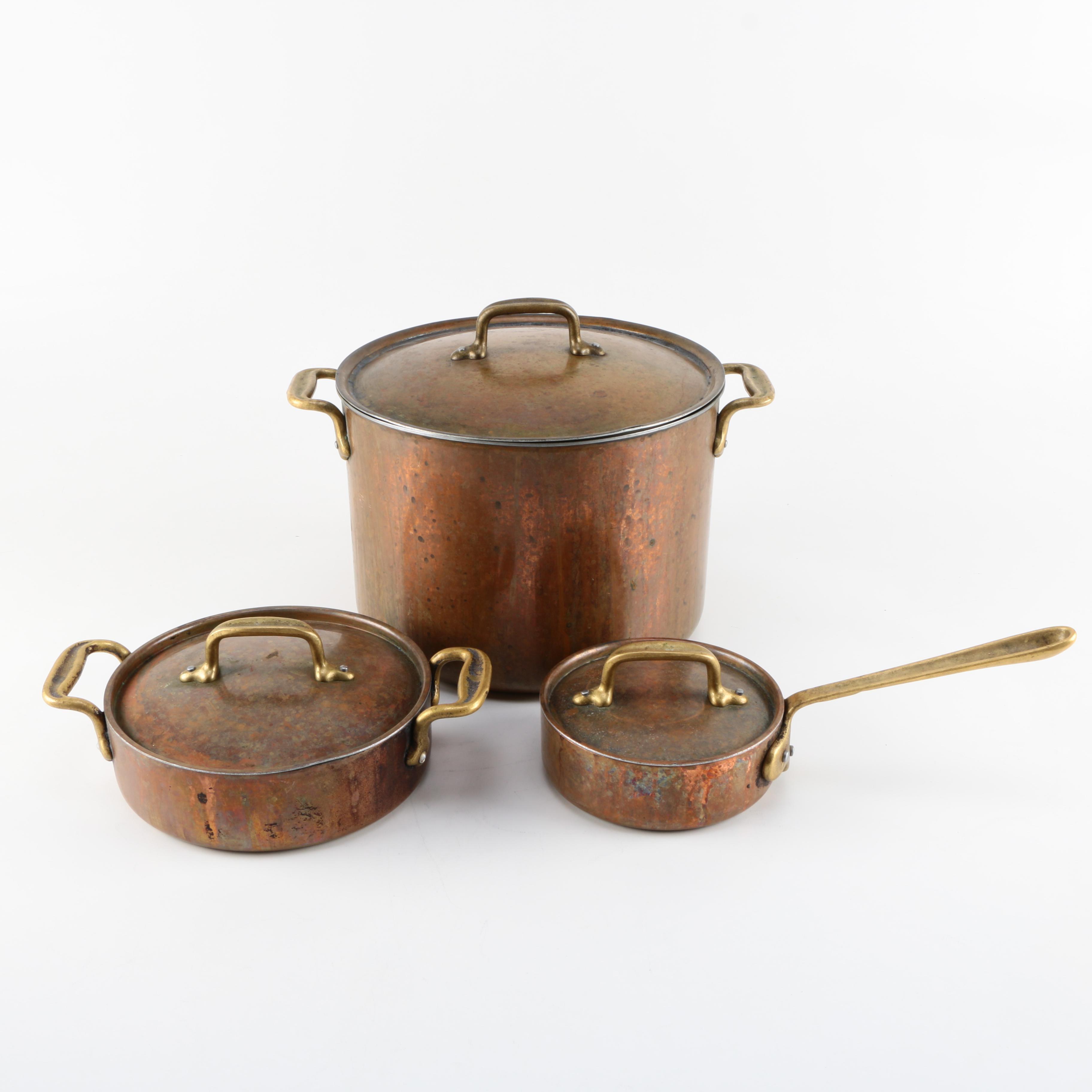 Premier Auto Group >> Vintage Cookware Including Cop-R-Chef : EBTH