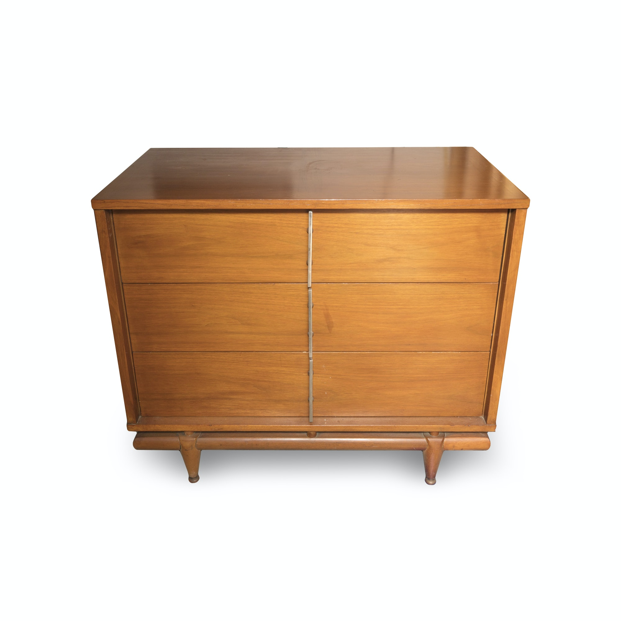 """Mid Century Modern """"The Sequence"""" Chest of Drawers by Kent-Coffey"""