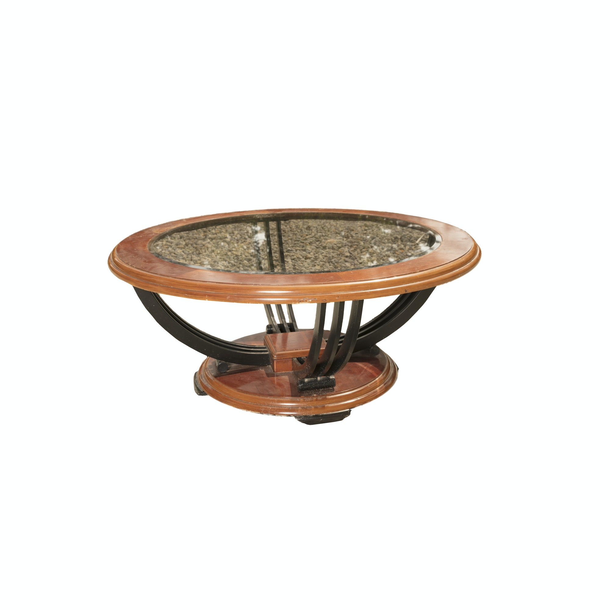 Modern Style Round Coffee Table