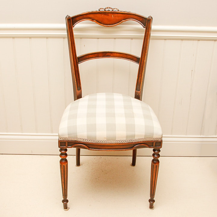 Sheraton Style Side Chair