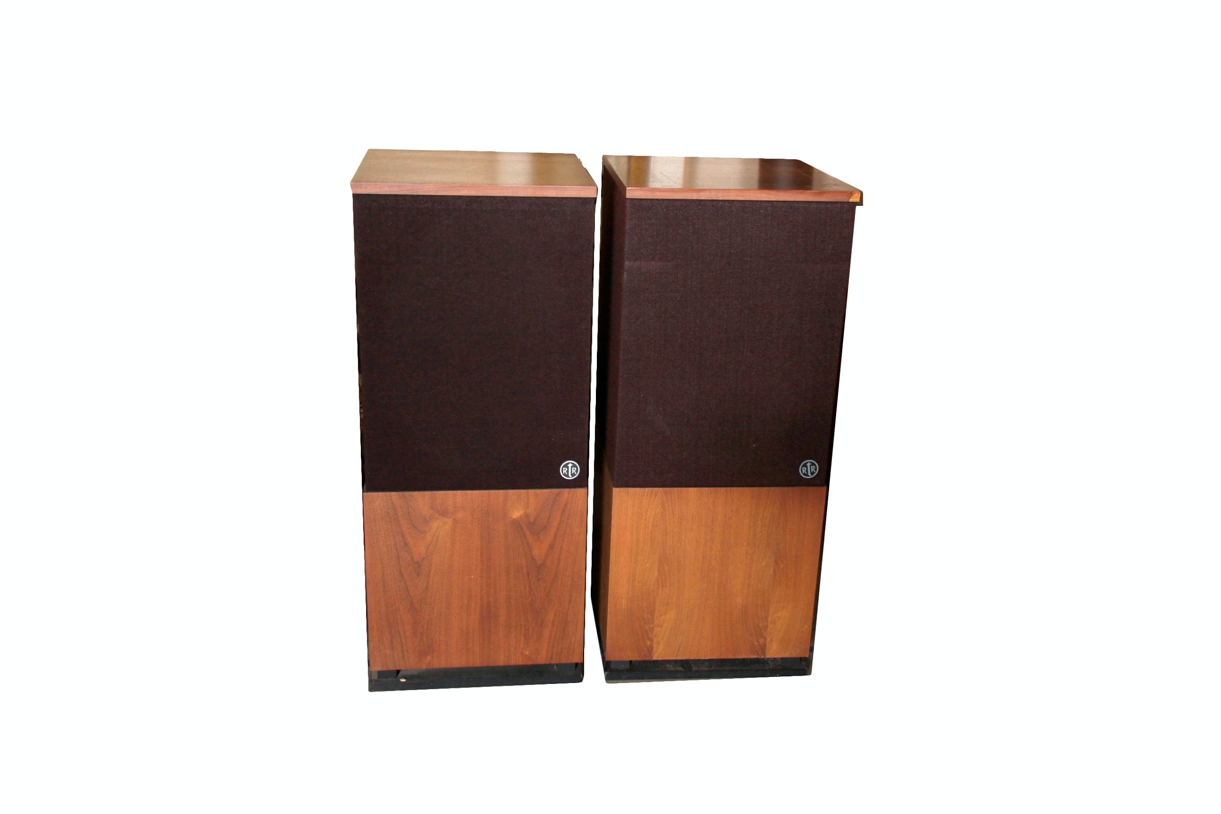 Pair of RTR Cabinet Speakers