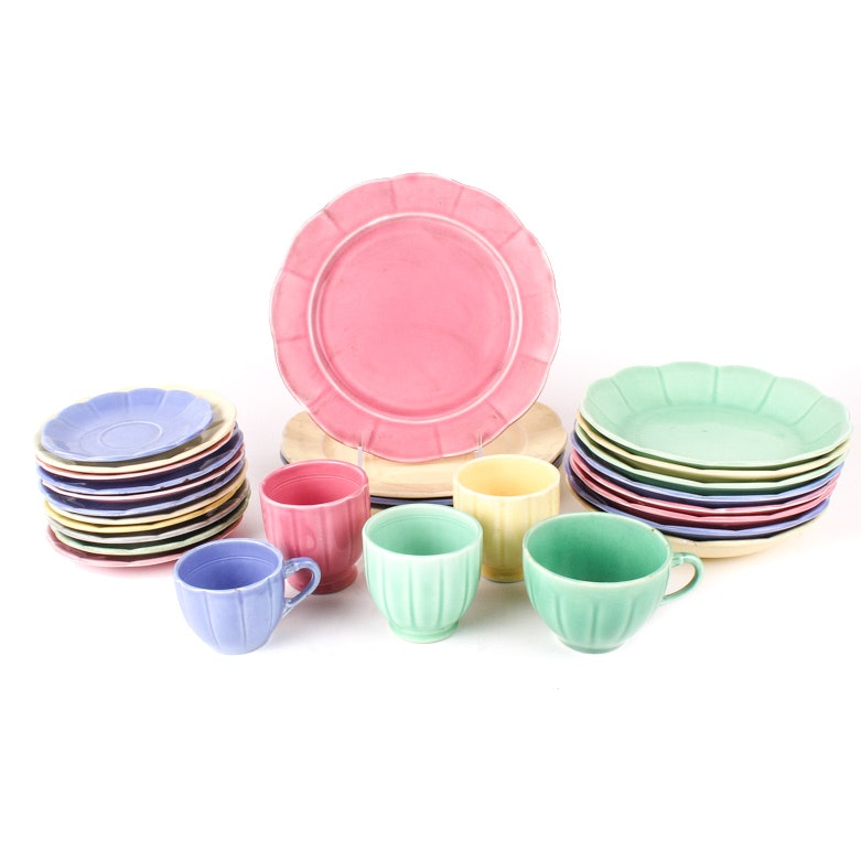 Selection of Vintage Ceramic Tableware