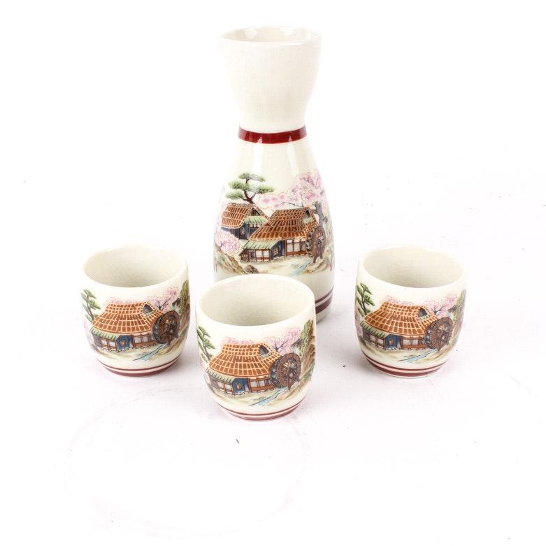 Japanese Sake Set from MCI Japan