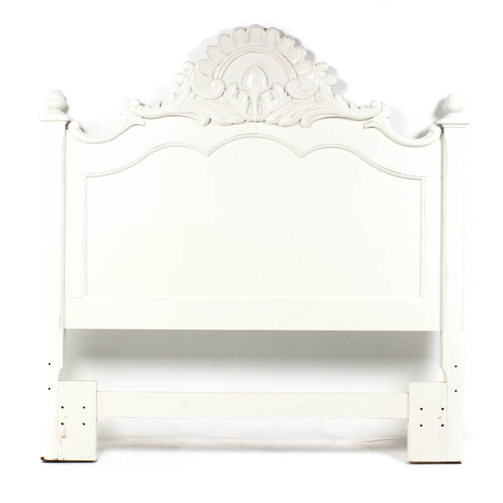 Stanley Furniture Cottage Revival Cape May Victorian Bed ...