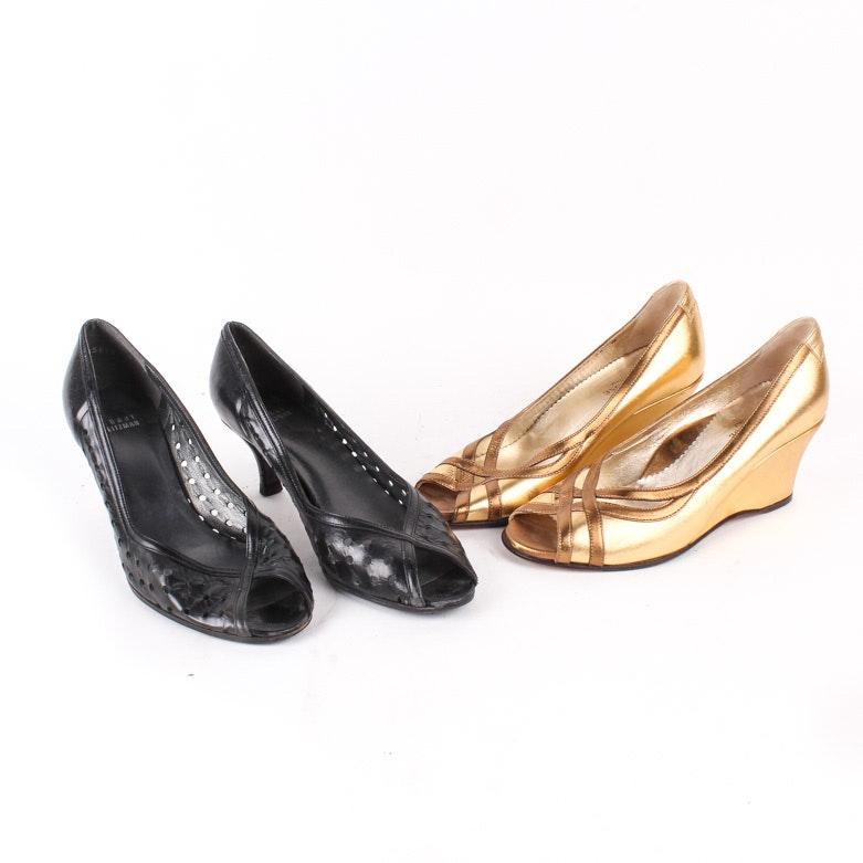 Women's Heels by Taryn Rose and Stuart Weitzman