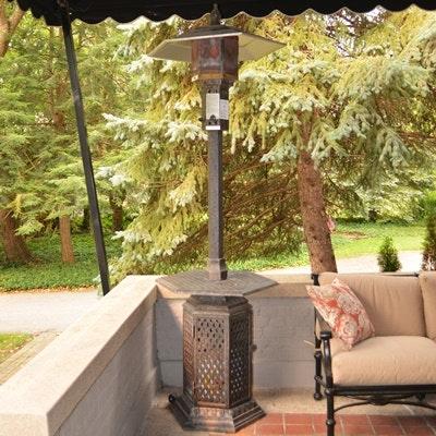 Outdoor Freestanding Propane Heater