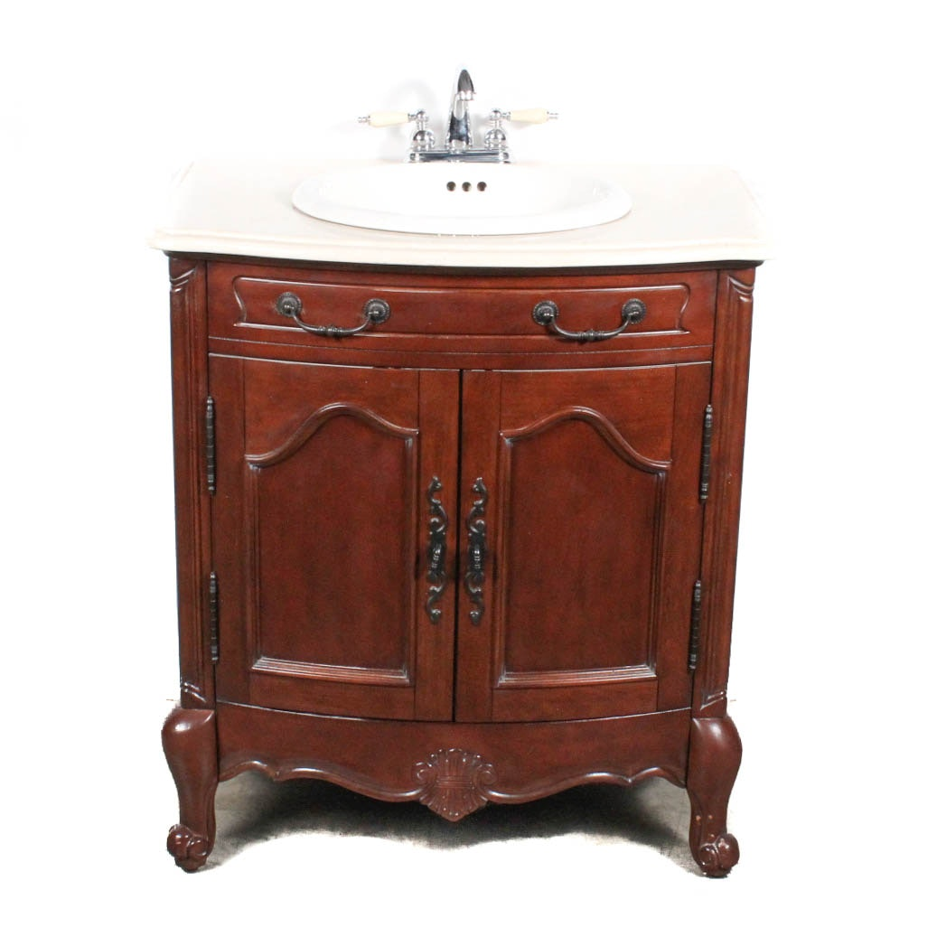 Merveilleux Bathroom Sink Cabinet