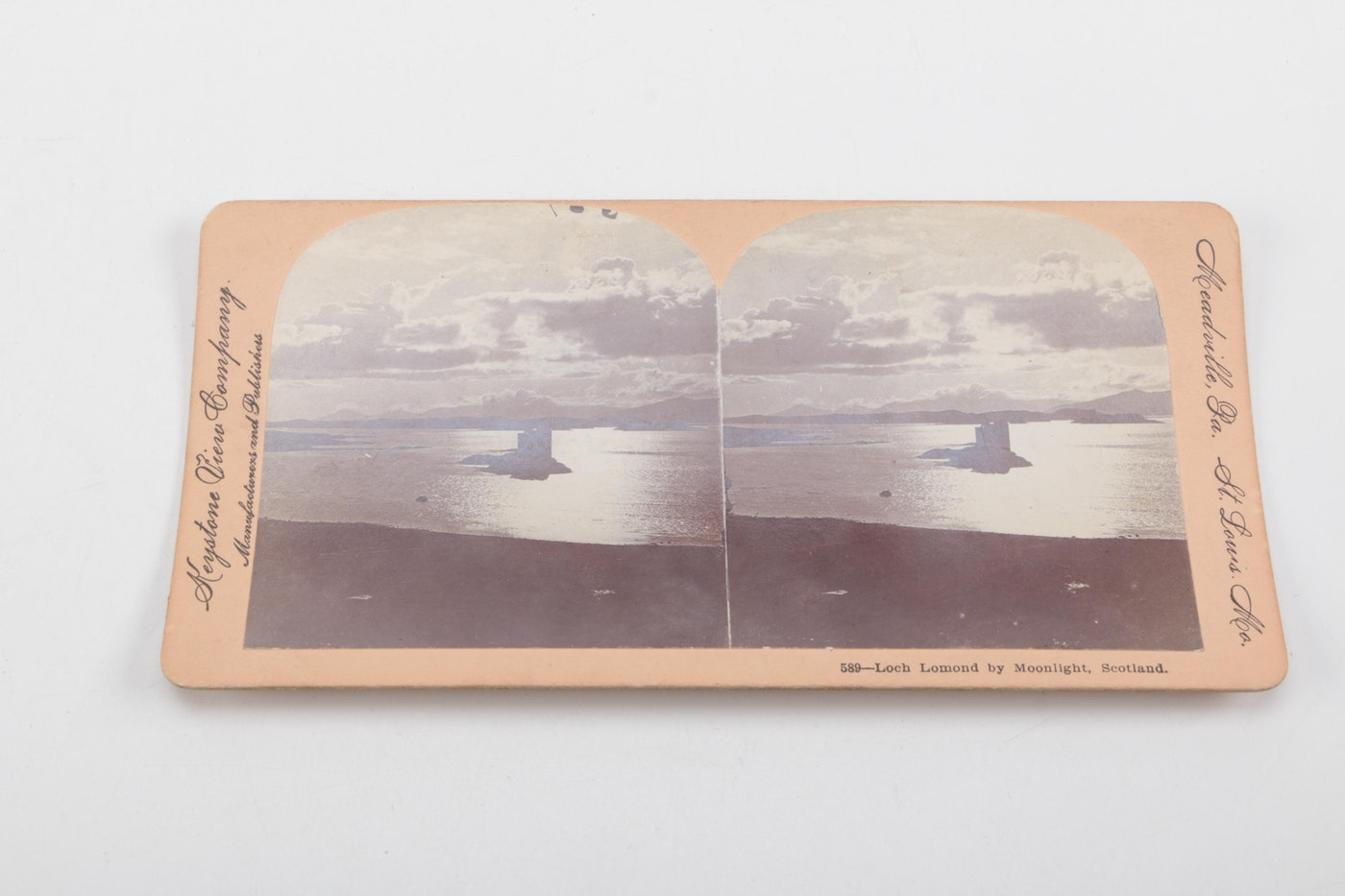 Stereoscope Cards | EBTH