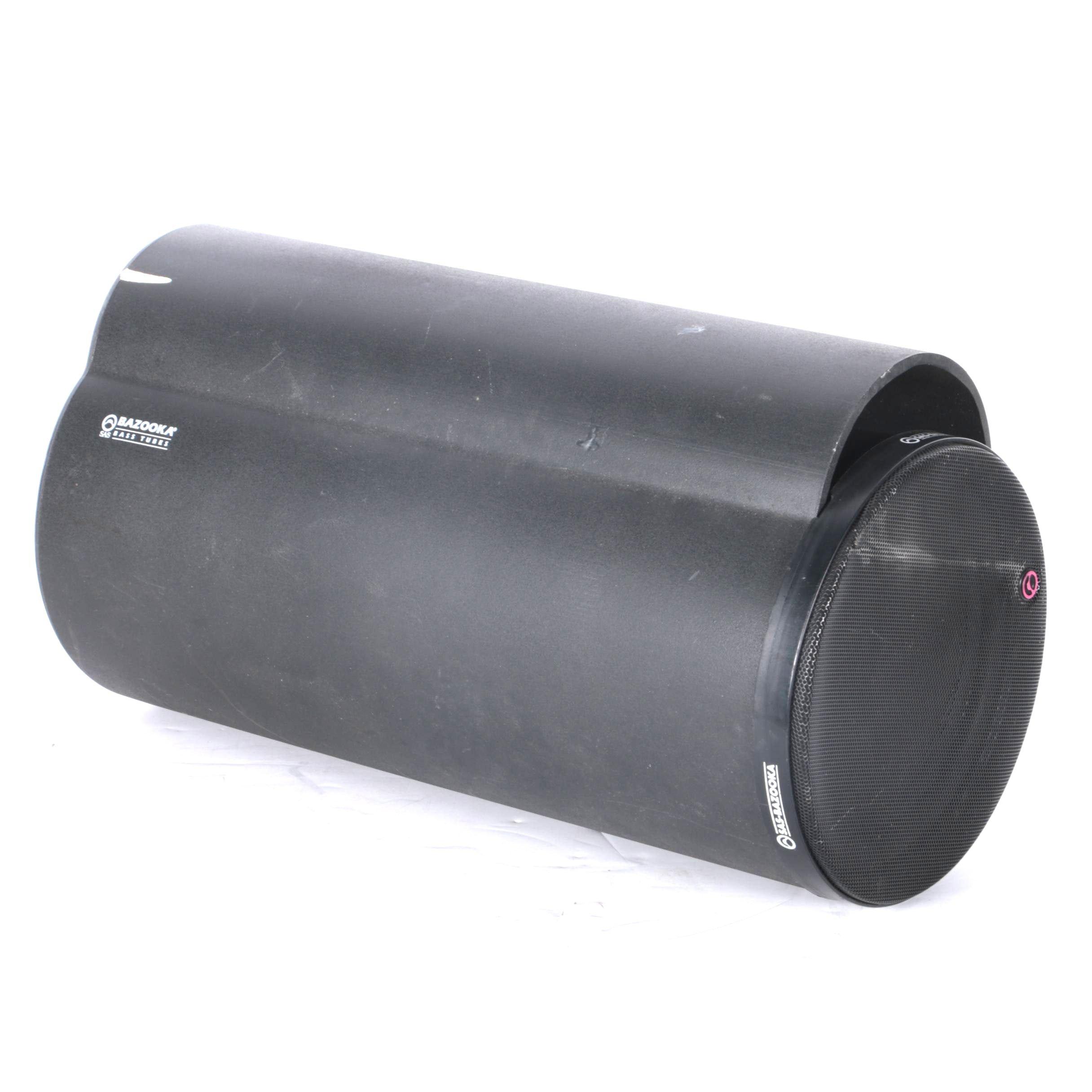 SAS Bazooka Bass Tubes
