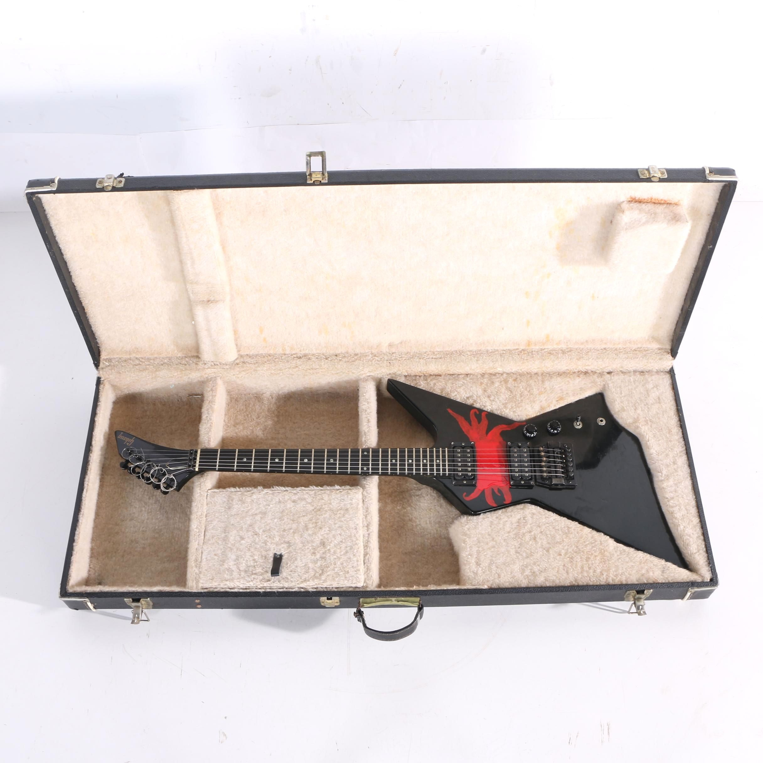 Gibson XPL Electric Guitar and Case