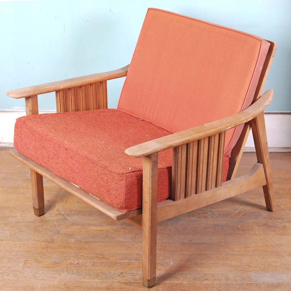 Mid Century Style Armchair