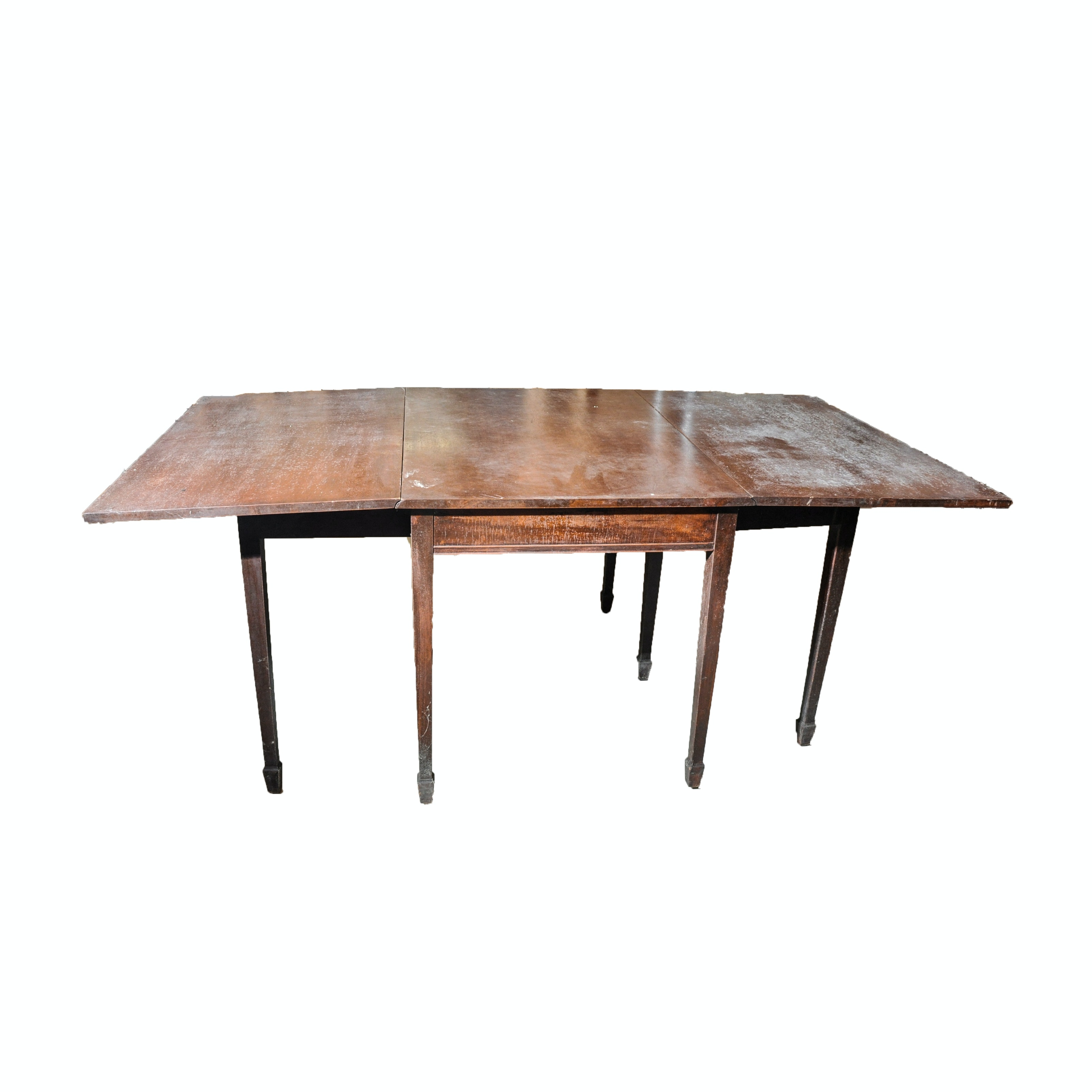 Vintage Gate Leg Drop Leaf Table