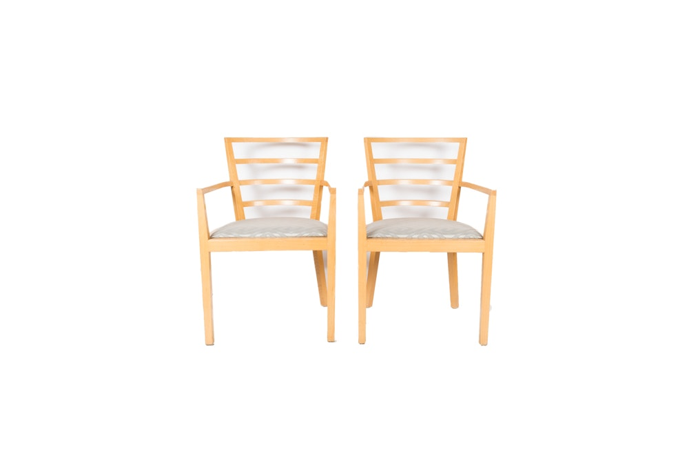 Modernist Style Dining Side Chairs