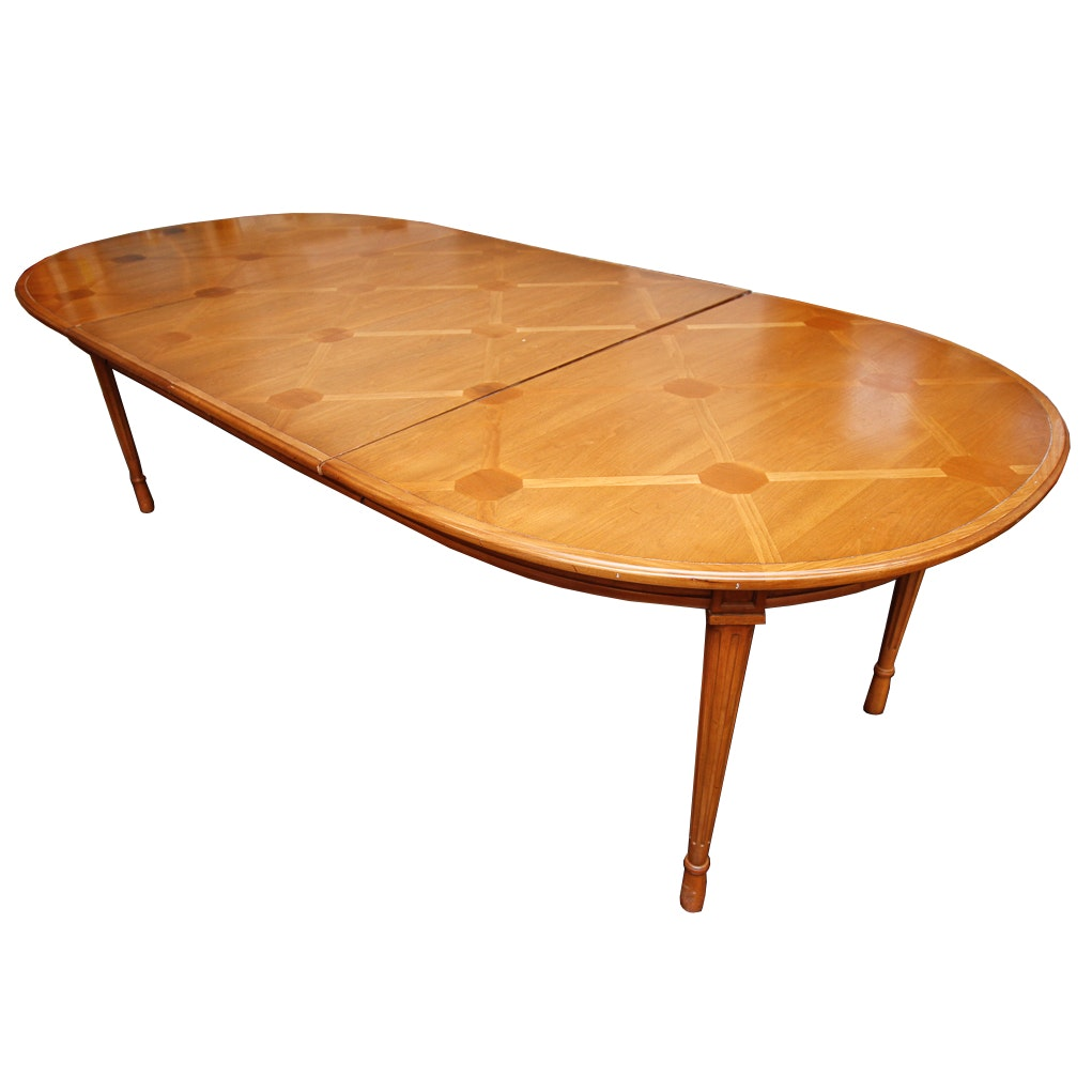 "Hollywood Regency Style ""Pavane"" Table by Tomlinson of High Point, Inc."