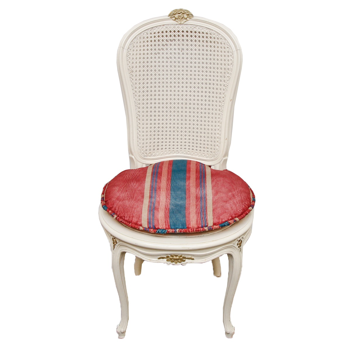 Vintage Louis XV Style Side Chair