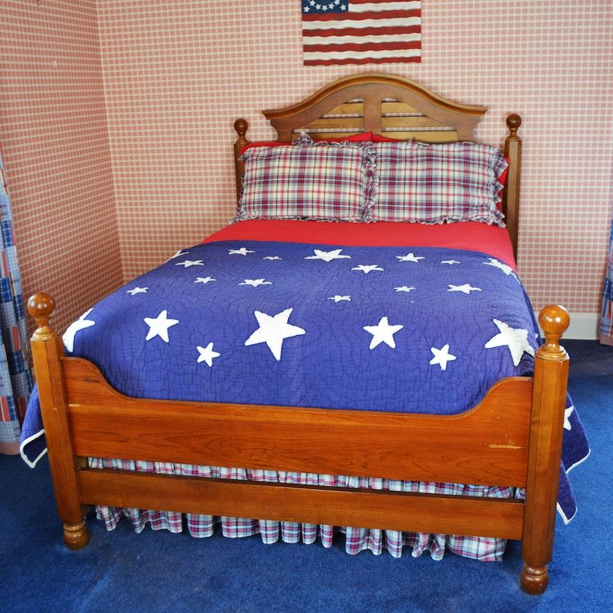pdp plaid bed willow ca bedding reviews bauer bath set wayfair eddie comforter