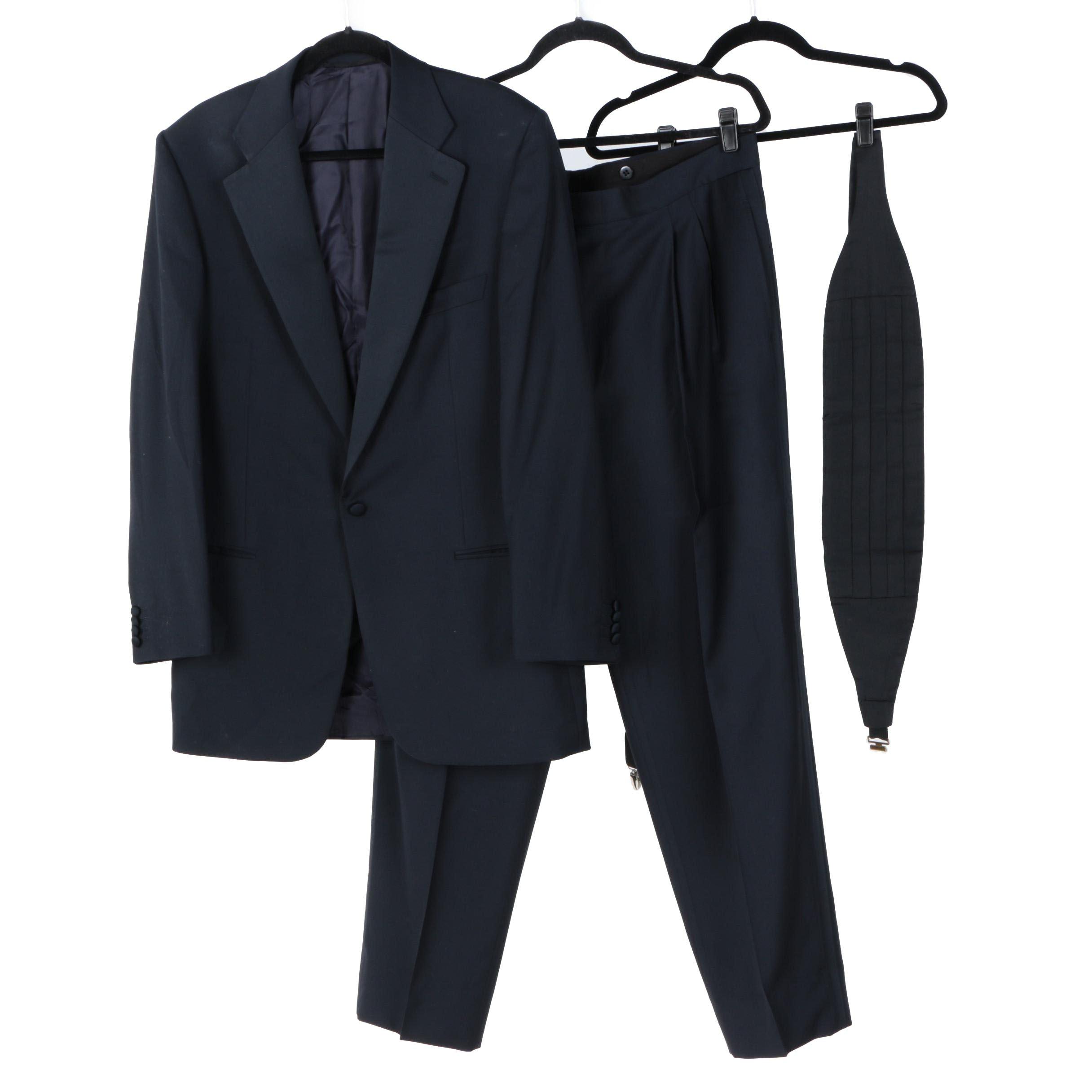 Ermenegildo Zegna Men's Tuxedo Suit