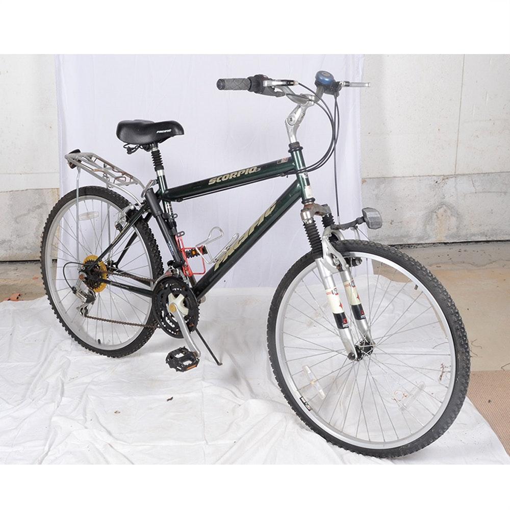 Scorpio mountain bike