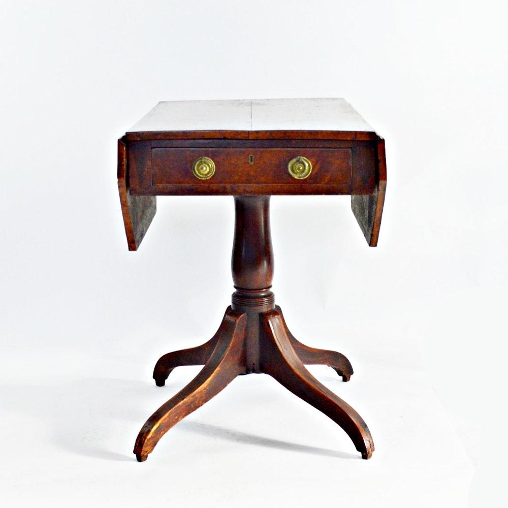 Antique Pembroke Style Table