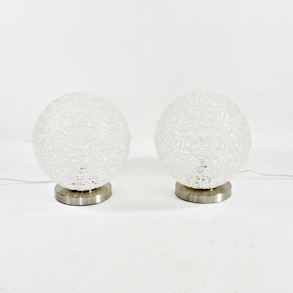 Modern Dome Table Lamps