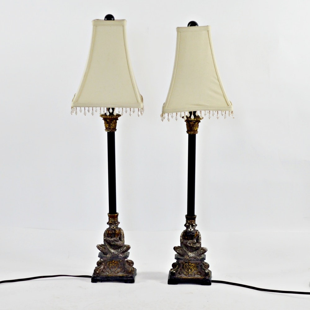 Monkey Buffet Lamps