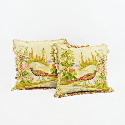 Needlepoint Pillows