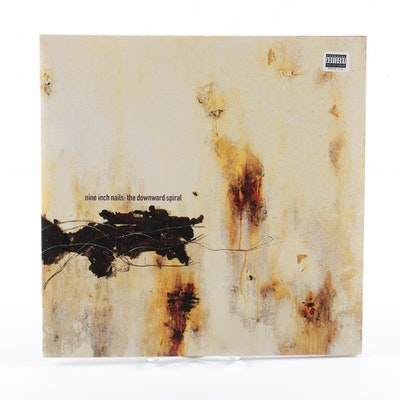 "Nine Inch Nails ""The Downward Spiral"" Promotional Double LP"
