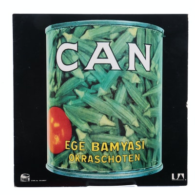 "Can ""Ege Bamyasi"" Original US Pressing LP"