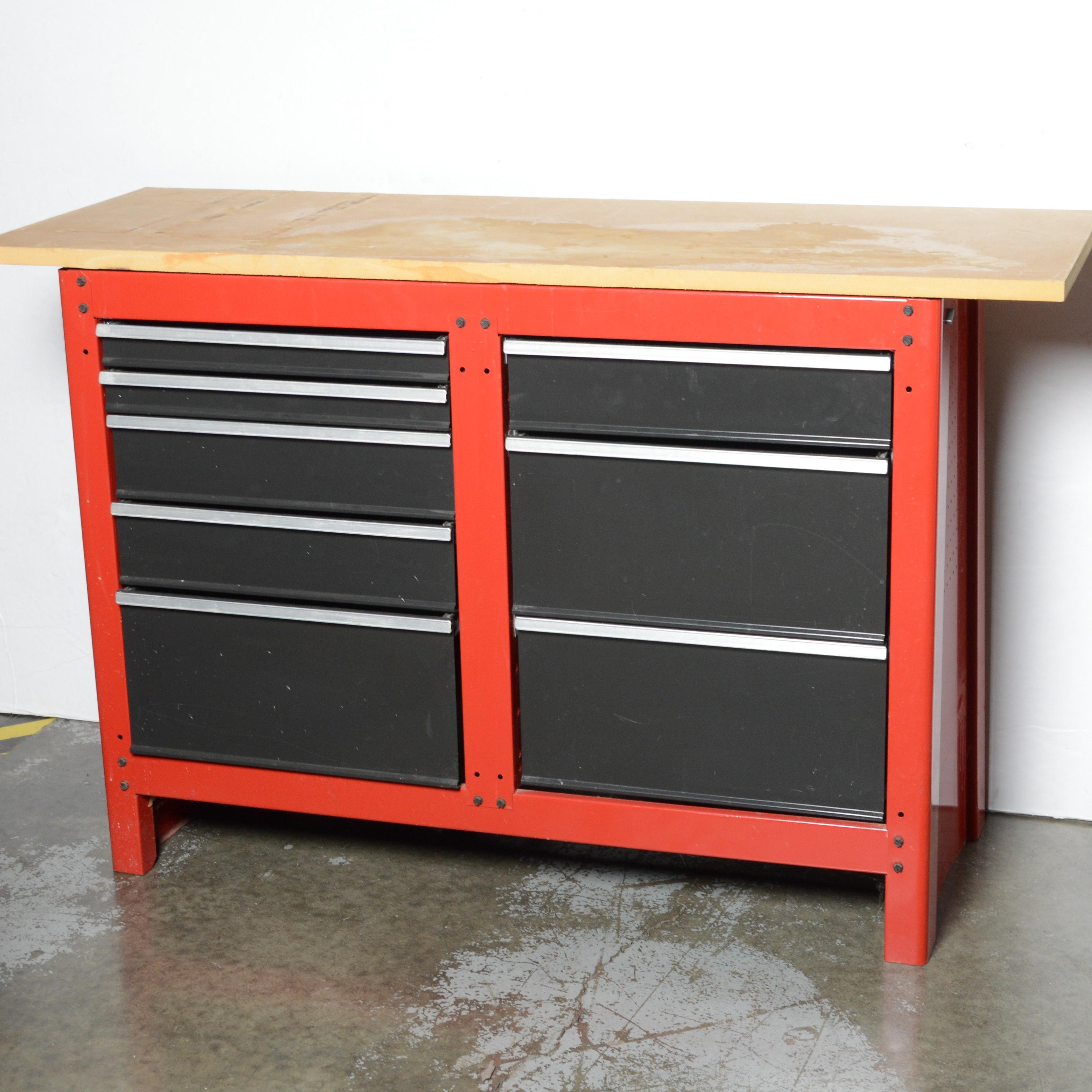 Metal Tool Cabinet