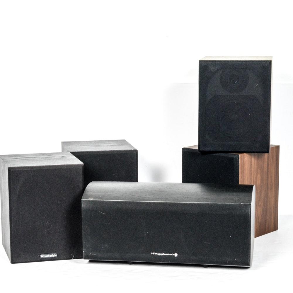 Wharfedale Surround Sound Audio System
