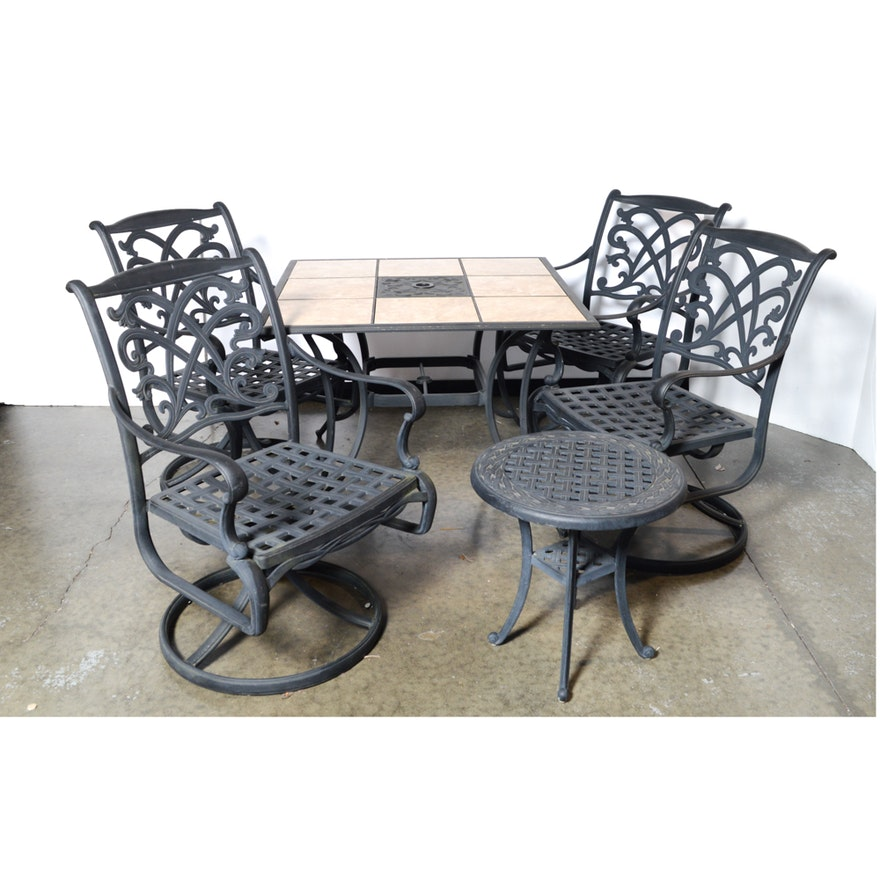 garden treasure patio furniture
