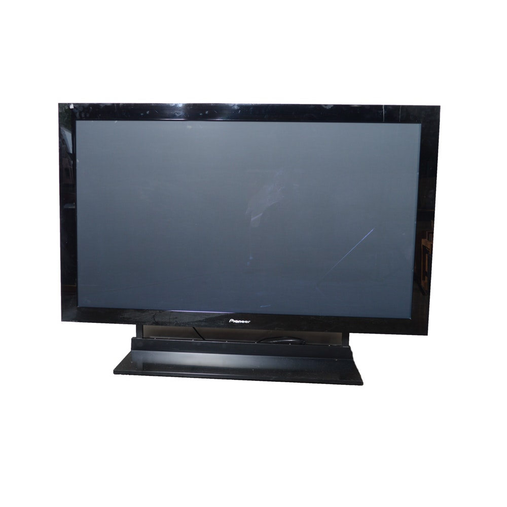 Pioneer 60 Inch Flat Screen Television