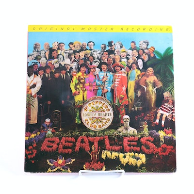 "The Beatles ""Sgt. Pepper's Lonely Hearts Club Band"" Original Master Recording LP"