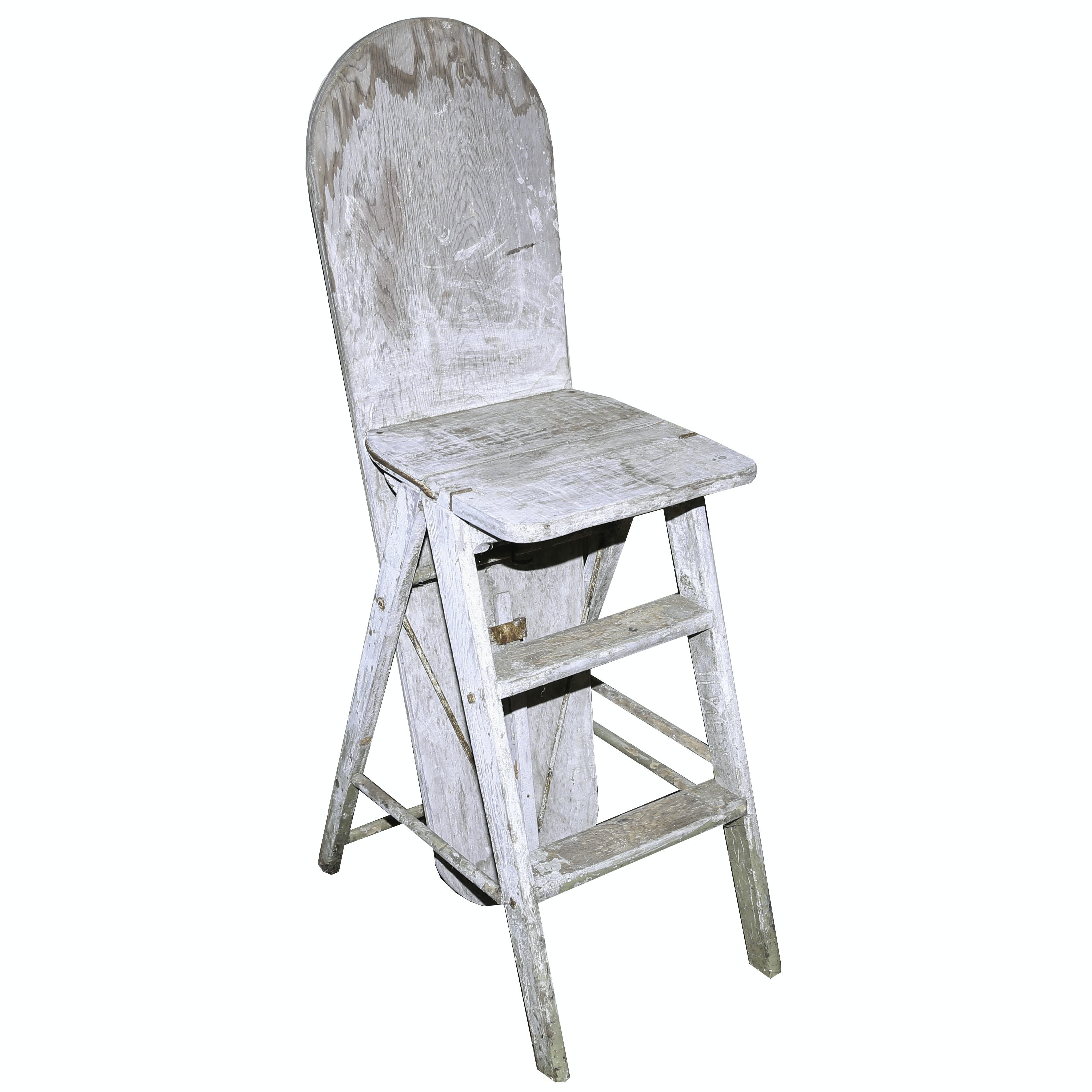 Antique Ironing Board Chair Antique Furniture