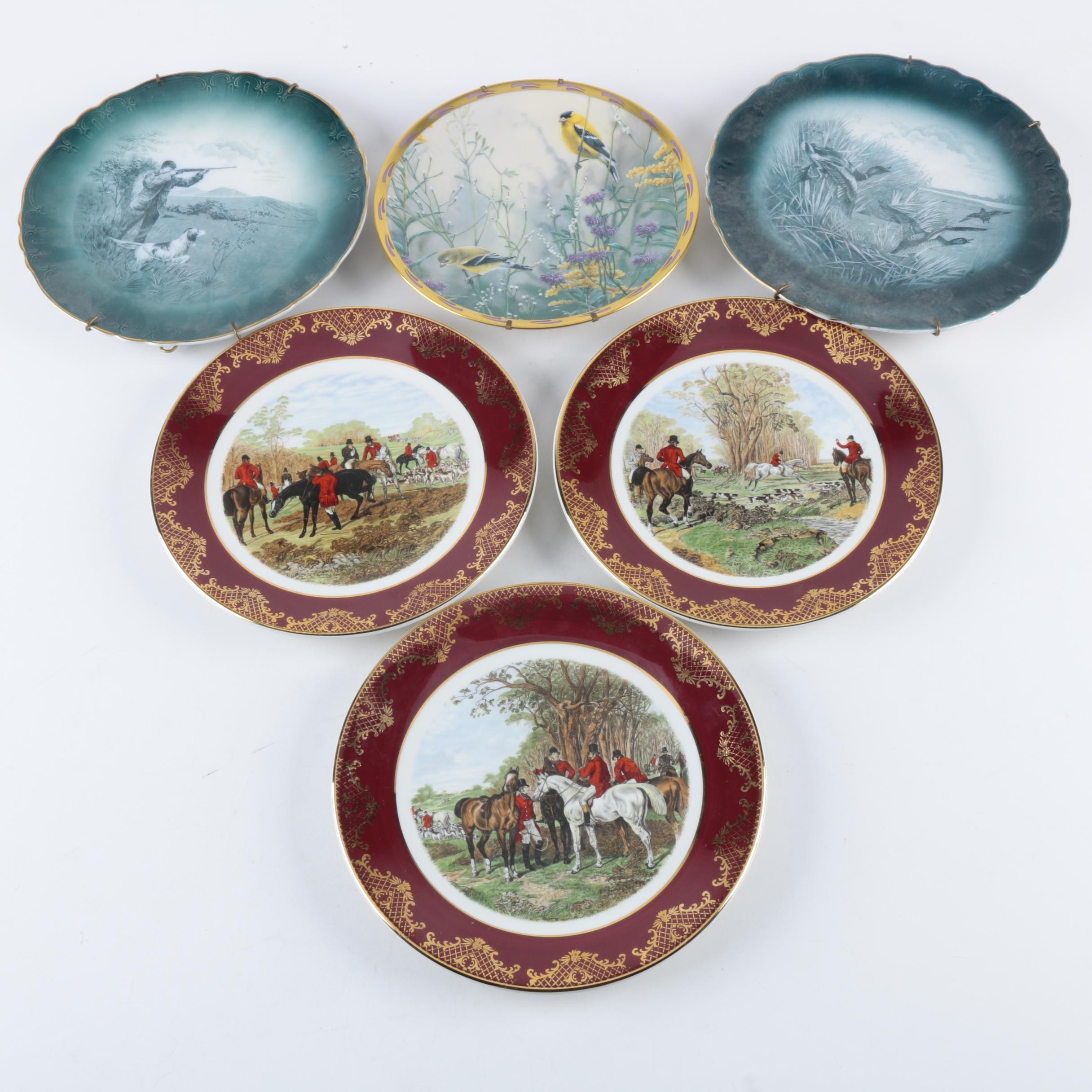 Decorative Porcelain Plates