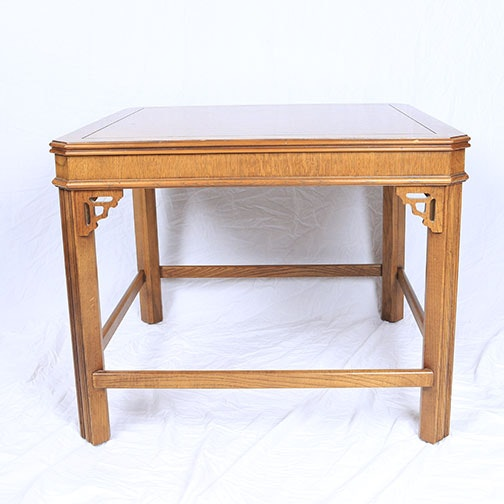 Chippendale Style Accent Table by Lane Furniture