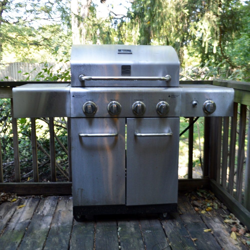 Propane Gas Grill by Kenmore