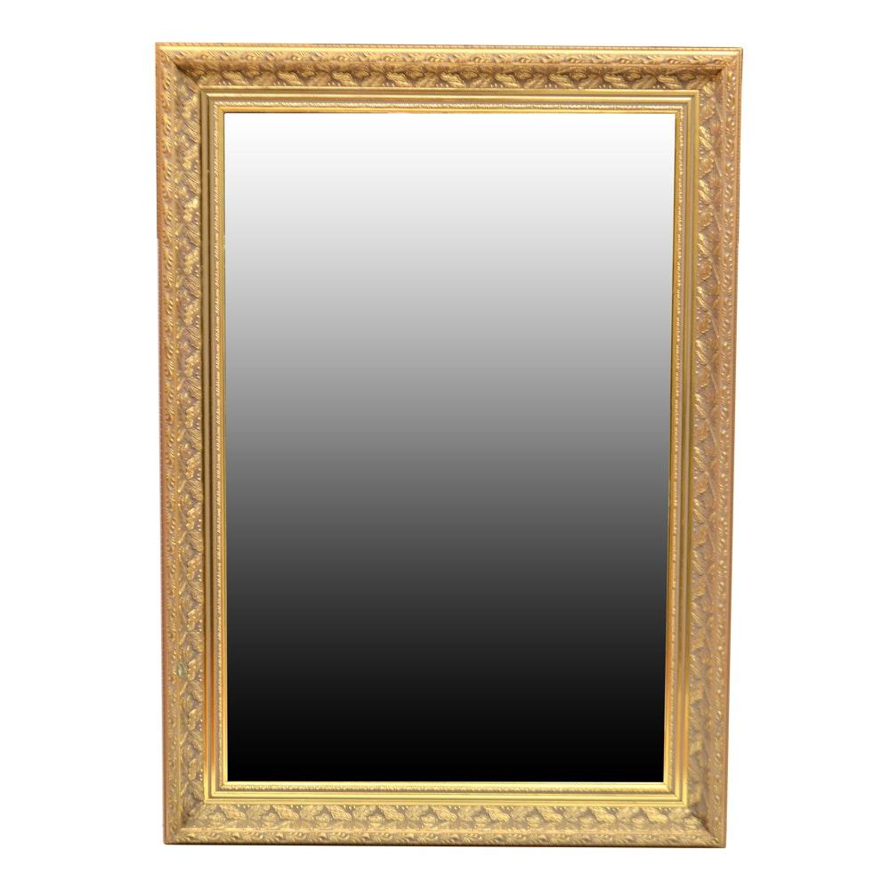 Bombay Company Gilt Framed Mirror