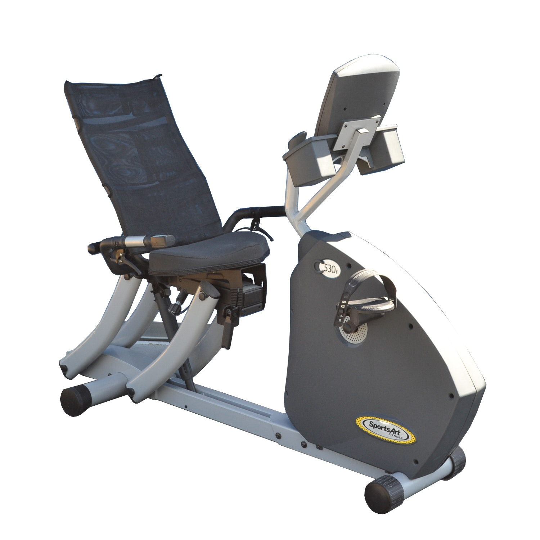 SportsArt C530r Recumbent Exercise Bicycle