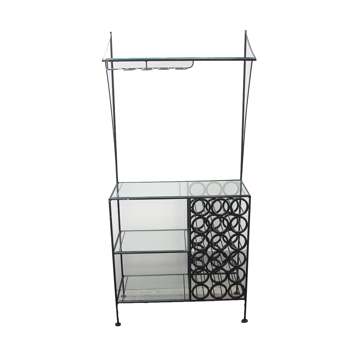 Modern Style Bar Server Cabinet ...