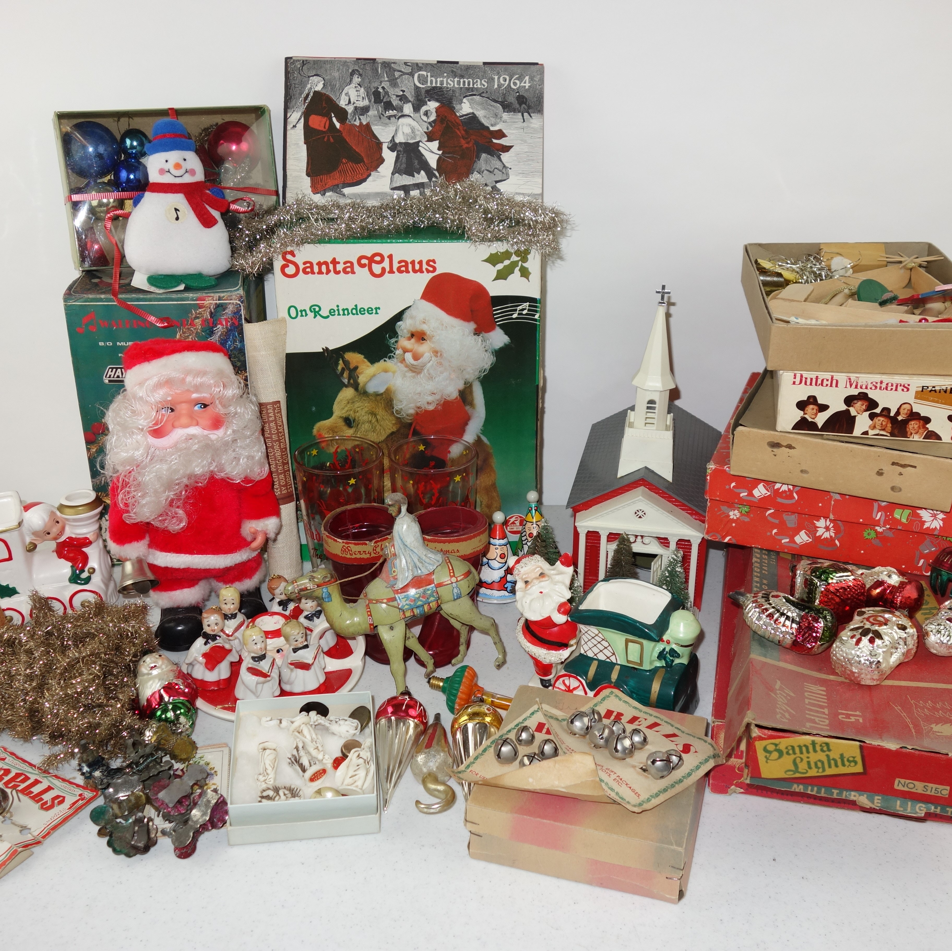 Vintage Christmas Collection
