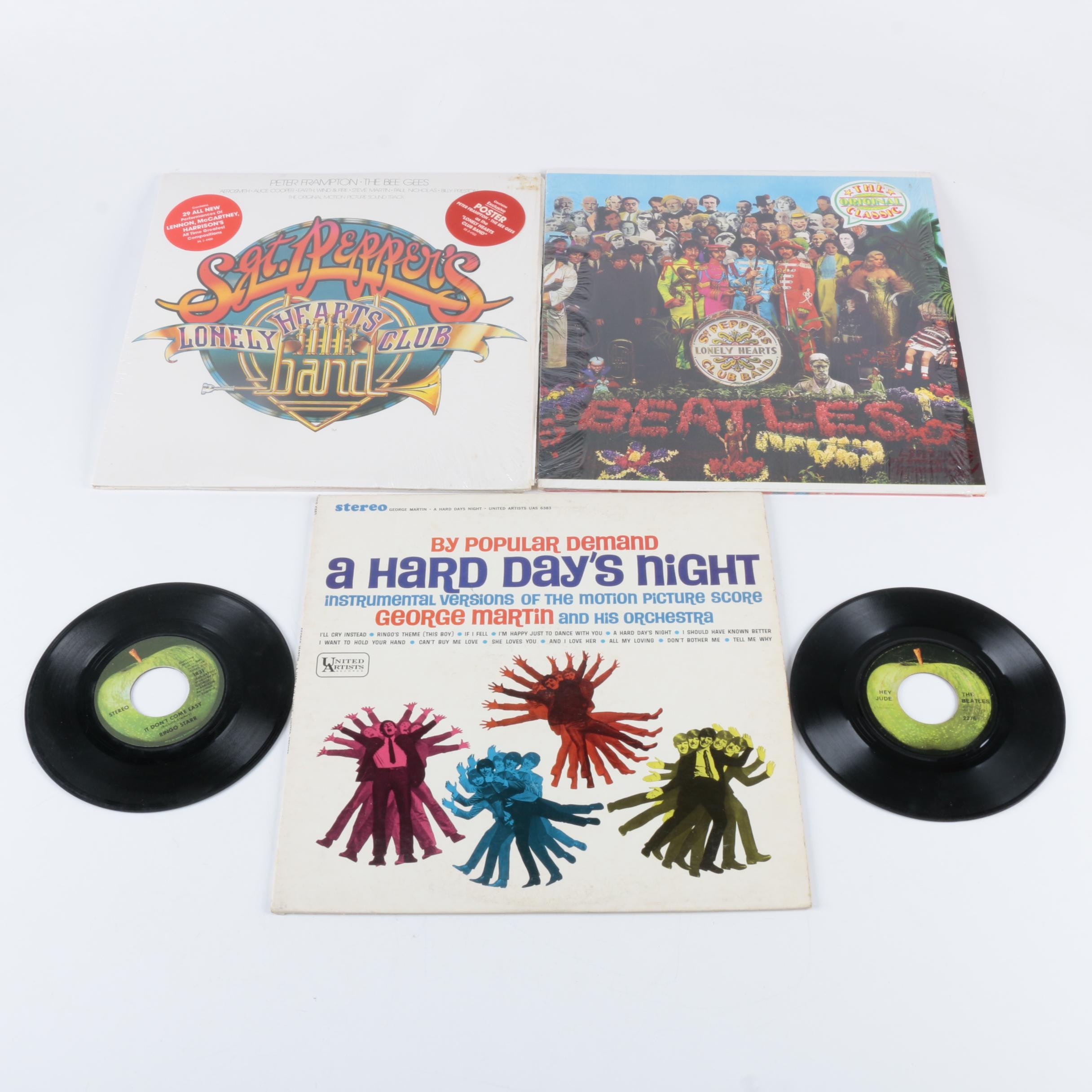 """Beatles """"Sgt Pepper"""" and Related Records"""