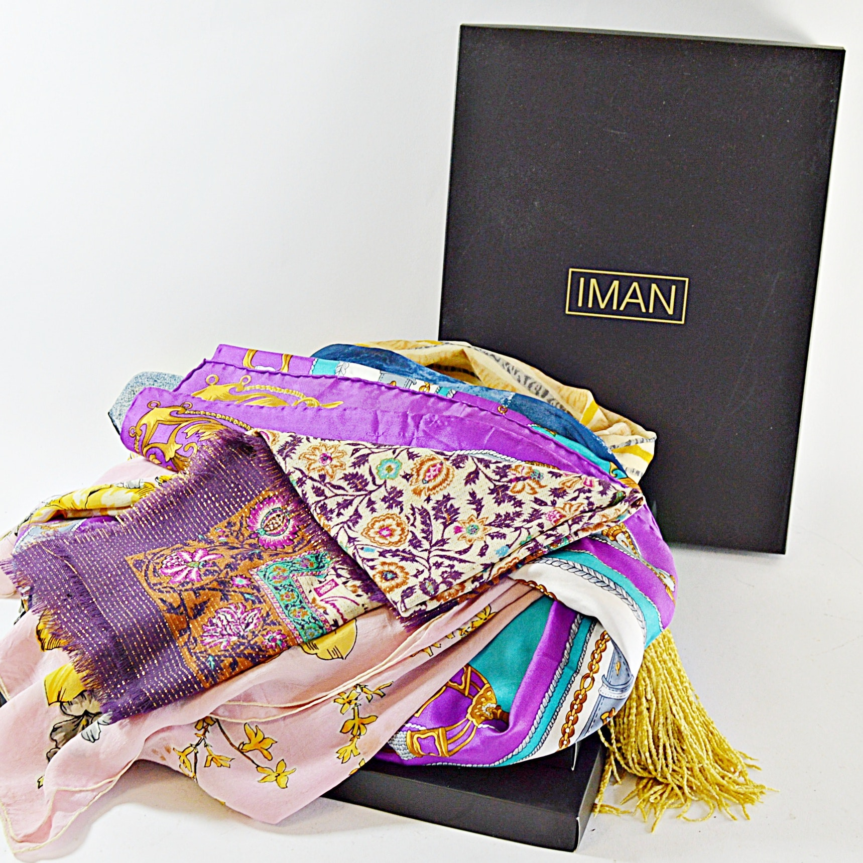 Scarf Collection with Iman, Vera