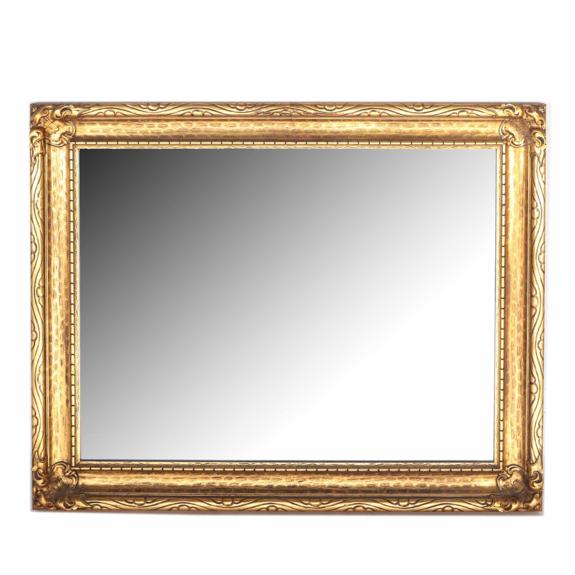 Gilded Framed Mirror