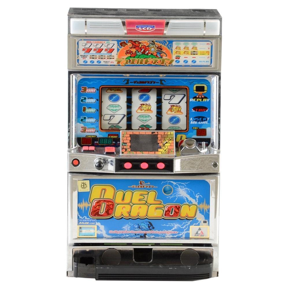 Mini Dragons Slot Machine