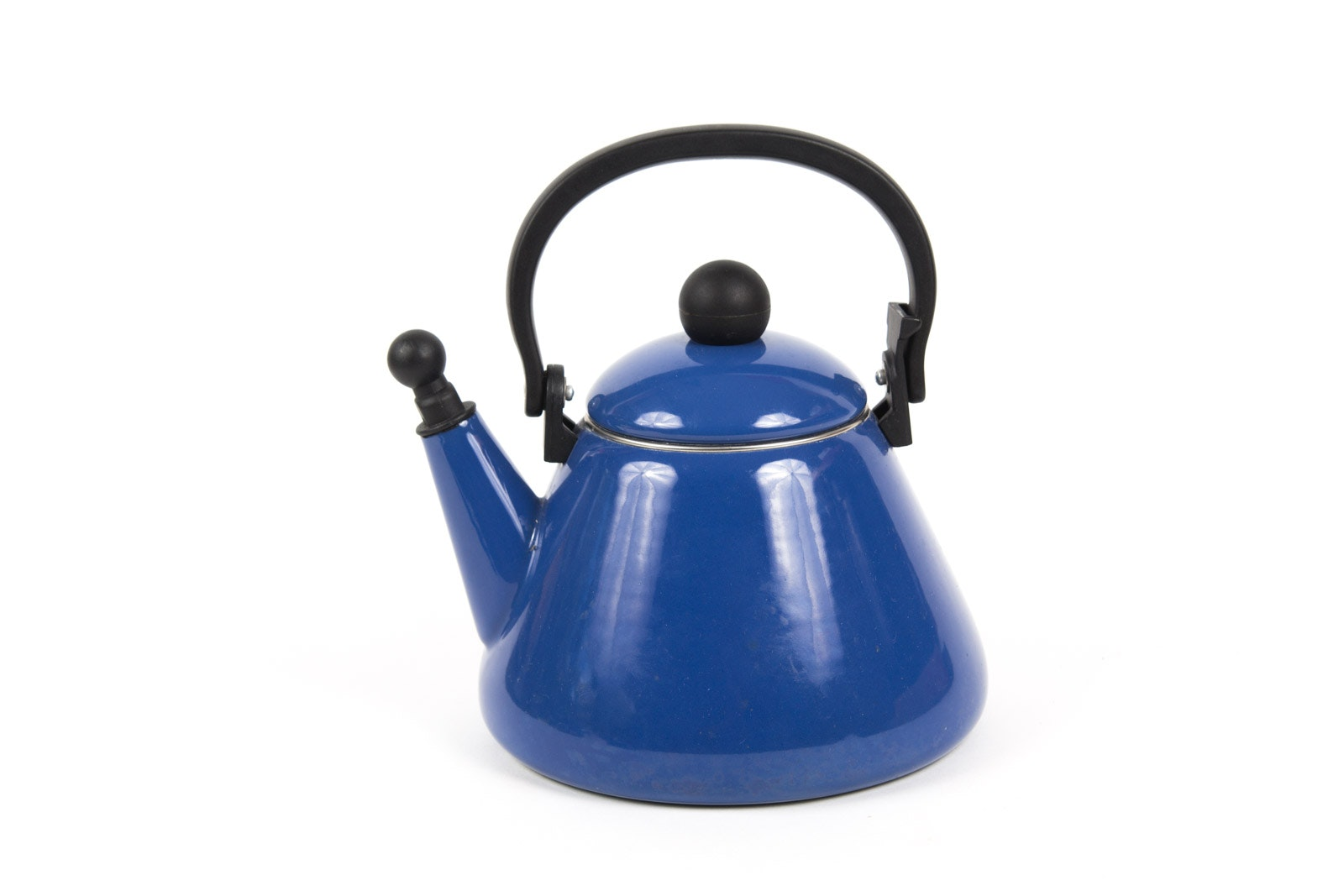 Le Creuset Blue Tea Kettle