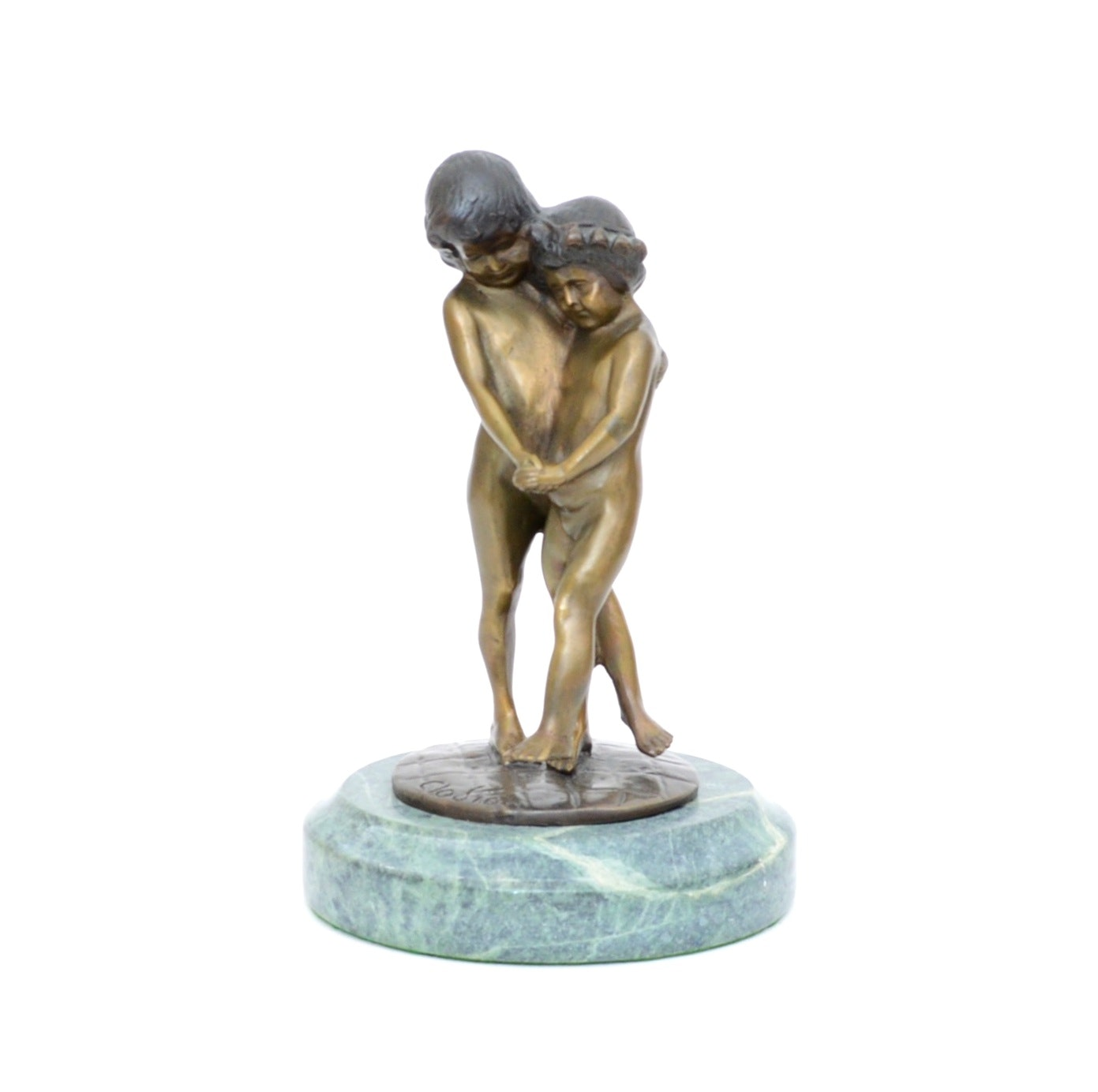 Reproduction After Clodion Bronze Sculpture