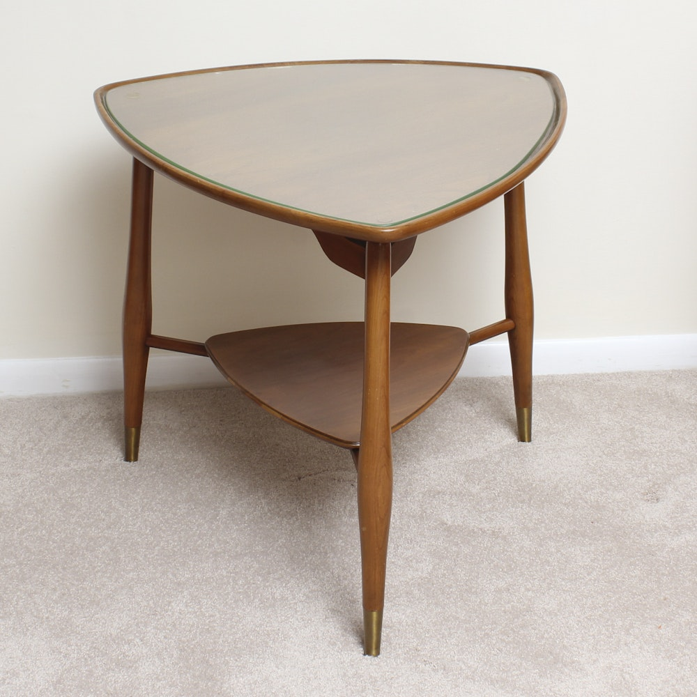 Mid Century Modern Accent Table